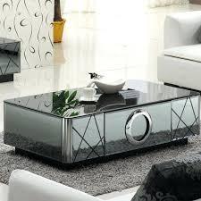 mirrored glass coffee table terrific mirror coffee table pk home mirror coffee table in coffee table