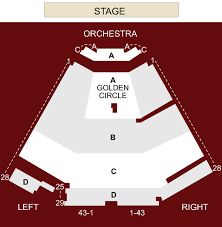 Van Wezel Performing Arts Hall Sarasota Fl Seating Chart