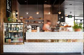 Cafe Kitchen Design SF Homes. kaper-design-restaurant-hospitality-design -inspiration-top-paddock-