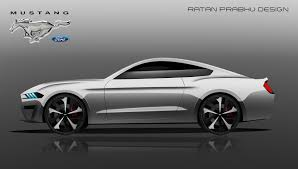 2030 mustang concept. Simple Concept Intended 2030 Mustang Concept O