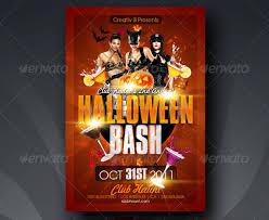 Halloween Dance Flyer Templates 25 Hellacious Psd Halloween Flyer Templates 2015 Bashooka