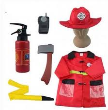 <b>Free Shipping Fireman Sam</b> Kids Halloween Cosplay Costume for ...