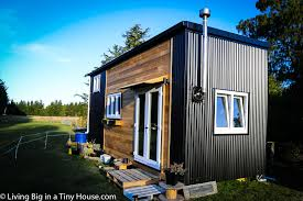 Small Picture Woman Builds Super Spacious Dream Tiny House in New Zealand