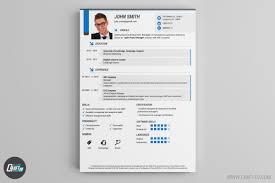 Free Online Cv Generator Professional Resume Templates