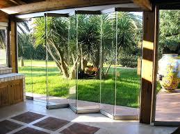 inspirational folding glass patio doors for fold away glass doors images design ideas inside folding remodel