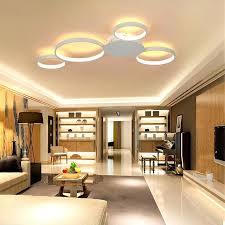 bedroom ceiling fixtures modern led creative living room fixtures bedroom ceiling lamp white matte coffee chandeliers