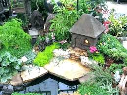 garden figures. Garden Figures Mini Miniature Figurines Ad Ideas How To Make Fairy G