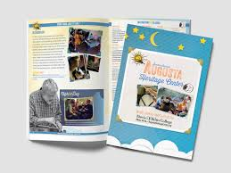 Magazine Newsletter Design Catalog Newsletter Design Samples Direct Axis