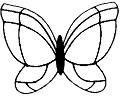 Butterfly Patterns Gorgeous Free Butterfly Patterns And Dragonfly Patterns For Stained Glass