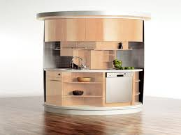 size small kitchen space