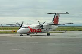 Dash 8 300 Seating Chart Air Canada Express Fleet Jazz Bombardier Dash 8 100