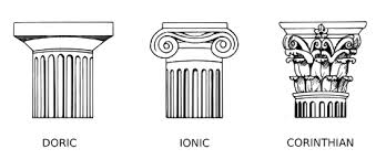 Ancient Greece For Kids Architecture