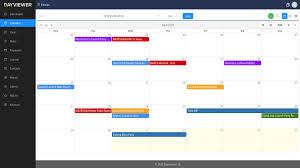 Monthly Weekly Daily Planner Dayviewer Online Calendar Planner Organizer