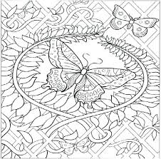 Coloring Pages Of Butterflies To Print Free Printable Butterfly
