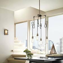 home office lighting design. Home Office Lighting Uk Kichler Rumer 43587nbr Sq Design Ideas