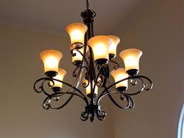 2 story foyer chandelier. Bronze_foyer_light 2 Story Foyer Chandelier