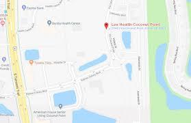 Coconut Point Healthcare Southwest Florida Lee Health
