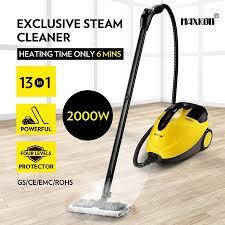 Maxkon Home High Pressure Carpet Floor Window Steam Cleaner w