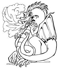 Coloring Pictures Dragons Pin By On Adult Coloring Adult Coloring