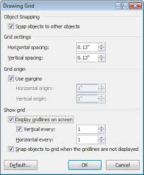 how to flowchart in microsoft word       and    drawing grid screen