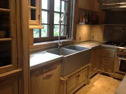brooks custom zinc countertops