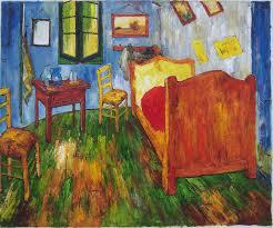 vincent s bedroom in arles 2