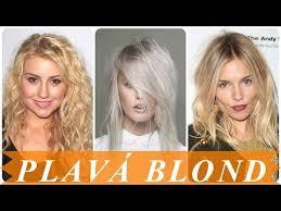 účesy Postupně Sestříhané Blond Vlasy účesy A Střihy