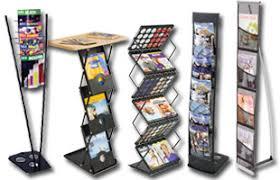 magazine rack office. Portable Literature Racks Magazine Rack Office S