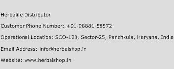 Herbalife Distributor Number Herbalife Distributor