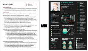 Infographic Resume Cool The Ultimate Guide To Infographic Resumes