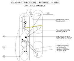 left handed wiring diagrams telecaster guitar forum lh jpg