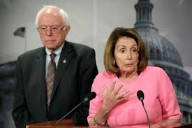 Image result for sanders/pelosi