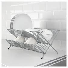 Space Saving Dish Rack Kvot Dish Drainer Ikea