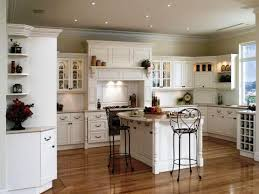rustic country kitchens with white cabinets. Round Fur Rugs On Wooden Flo Rustic Country Kitchen Design Counter Including Sink Stove Walls In Kitchens With White Cabinets