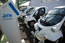 electric vehicles - The Japan Times