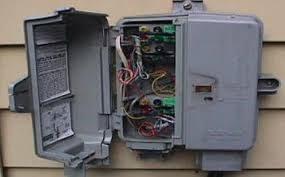 telelphone wiring problems and troubleshooting for the homeowner telephone network interface customer access panel