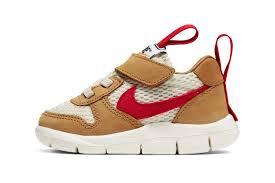 Tom Sachs Nike Mars Yard Kids Sizing Release Hypebeast