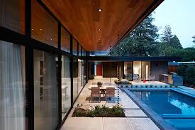 architecture houses glass. Glass Wall House / Klopf Architecture Houses