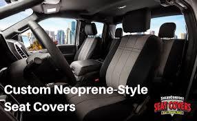 shearcomfort custom neoprene style seat