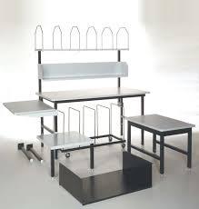 worktable modules lower storage shelves