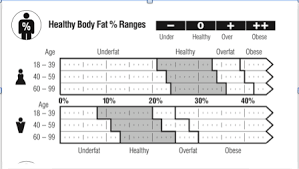 Bone Mass Chart What Are All Those Numbers