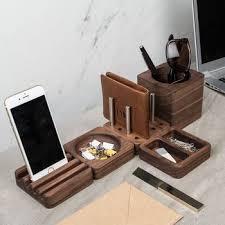 wooden desk ideas. solid wood desk tidy modular set wooden ideas