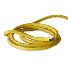 thrusound yellow 12awg 4 conductor in wall speaker wire sold by avgear