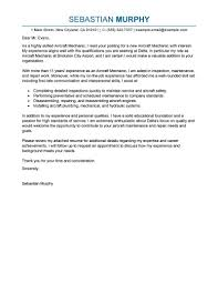 Resume Cover Letter Sample Aircraft Mechanic Resume Pdf Download