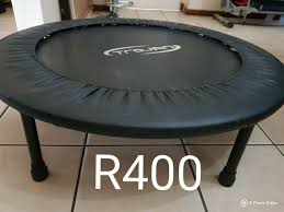 trojan trampoline
