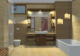 Interior Designer Bathroom Exterior
