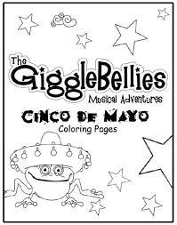 These fun cinco de mayo worksheets are a great way for kids to celebrate el día de la batalla de puebla (the day of the battle of puebla). Free Cinco De Mayo Coloring Pages The Gigglebellies