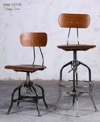 toledo bar stool vintage toledo bar chair triumph metal bar stools vintage metal high bar