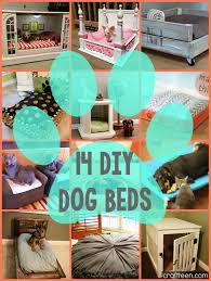 Diy Dog Bed 14 Diy Dog Beds Craft Teen
