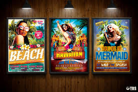 resume builder onlinespring event flyer template template 3 flyers psd beach party psd v 2 tds psd flyer templates
